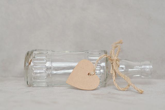 空き瓶のイメージ