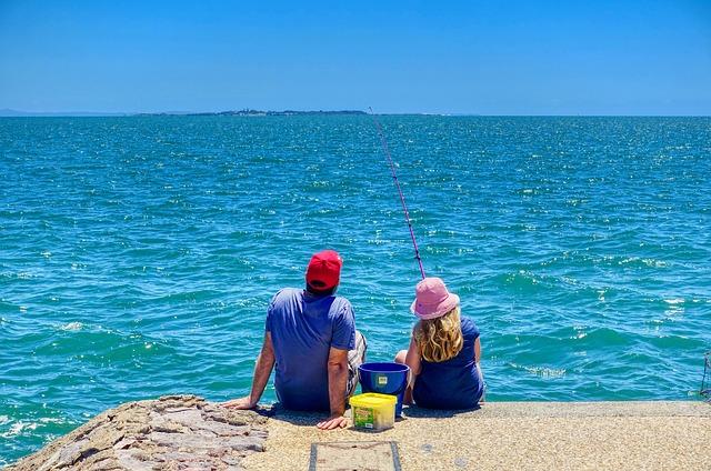 釣りを始めたい人におすすめしたい3つの釣り方